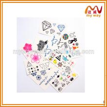 2016 produtos mais vendidos baratos de mini tatuagens