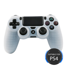 Silicone Gel Rubber Case untuk PS4 Controller