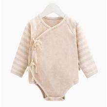 Camiseta de algodón orgánico para bebés