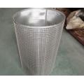 Grillage en acier inoxydable de 4 pieds de largeur