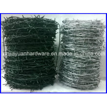 High Quality Single Twist /Double Twist Galvanized Barbed Wire