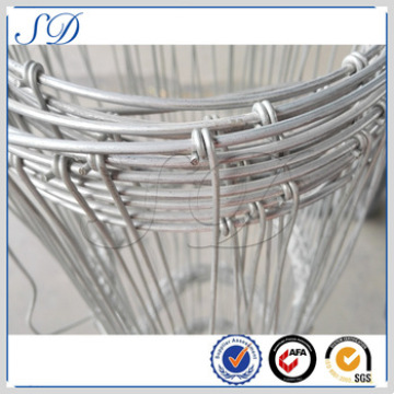 top brand galvanized cattle wire mesh fence
