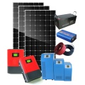 Solarenergieprodukte 3KW Home Solar Power System mit Wechselrichtersolaranlage