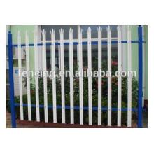 clôture décorative d'ornement de jardin de fer forgé