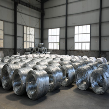 Super quality galvanized wire
