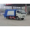 DFAC Duolika Small 5M3 Compactor Garbage Truck