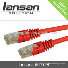 3M CAT6 LAN CABLE(CE/RoHS/UL/ISO) Patch Cord