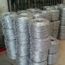 14 Gauge Hot Dipped Galvanized Barbed Wire