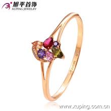 Новый Xuping моды Элегантный красочный кубический цирконий браслет