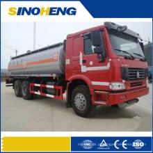 Caminhão de tanque resistente do combustível de Sinotruck HOWO