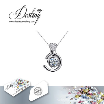 Destiny Jewellery Crystal From Swarovski Necklace Cc Pendant