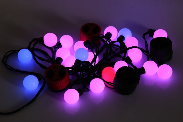 Smart led string lights