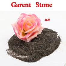 Gran pureza y bajo-polvo Garnet para abrasivo, material de voladura (XG-032)