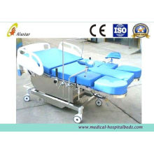 Ultralow Electric Obstetric Delivery Table Operating Room Table Examination Bed (als-ot002)