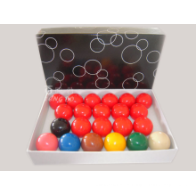 Alta calidad y precio barato billar bola de billar con la mejor venta