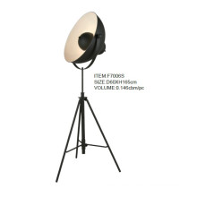 Modern Design Black Studio Floor Stand Lamp (F7006S)