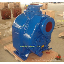 Pompe à ordures centrifuges Auto-amorçante Série Sw