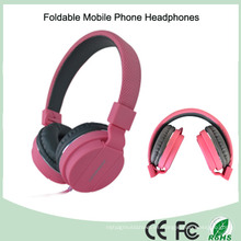 2016 El más nuevo auricular estéreo del receptor de cabeza para el iPhone Samsung (K-07M)