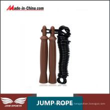 Corda de salto ajustável do pressagio do equipamento