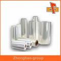 Venta al por mayor película sensible al calor del paquete del pvc con tamaño modificado para requisitos particulares