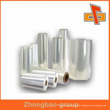 wholesale Heat sensitive pvc package film with customized size