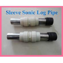 Tipo da luva Pipe Sonic do registro / tubulação / tubulação sadia (preço do competidor)