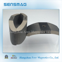 Permanent AlNiCo Magnet with Difficult Shapes