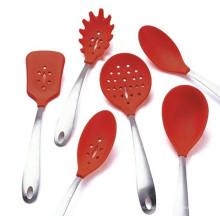 Herramientas de la cocina de la cocina del silicón (SE-403)
