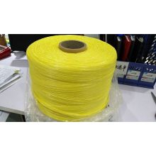 Yellow Flame Restardant Polypropylene Filler Yarn