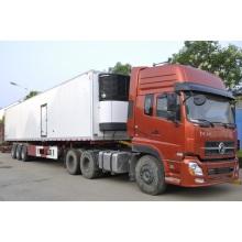 Refrigerated Cargo Truck 8t HOWO Sinotruk