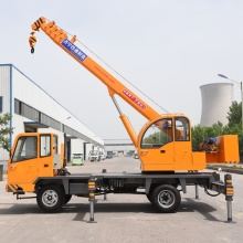 4*2  6 Ton Piclup Mobile Hydraulic Crane