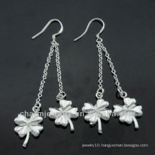 wholesale 2013 fashion Sterling Silver Plated Earrings For lady ESA-004