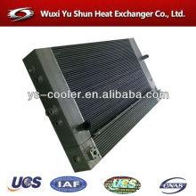 air oil cooler compressor oil