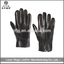 China Wholesale Custom mensgloves luvas de couro