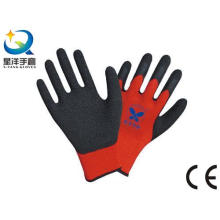 Latex Palm Coated Thumb Fully Coated Work Glove