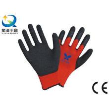 Latex Palm Coated Thumb Fully Coated Work Glove