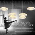 Modern Home Hotel Decoration Chandelier LED Colgante de luz