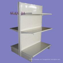 Estante de exhibición de la góndola del estilo americano del supermercado (YD-X9)
