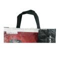 High quality reusable non woven shopping bags with logo