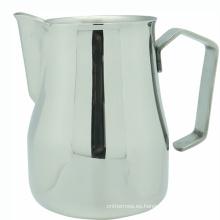 Taza de leche de acero inoxidable 250ml