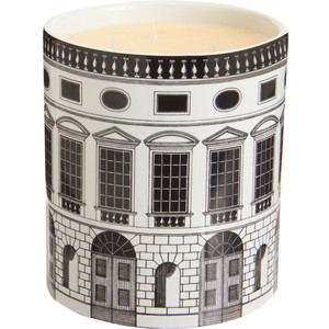 house pictured ceramic scented candles with roof lid