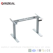 mobiliário de escritório mesa de pé elétrico mesa de altura ajustável Oferta exclusiva