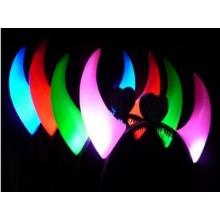 Haare Band elastisch Abnd leuchtende blinkende Band führte