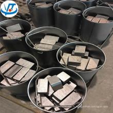 YT01 pur lingot de fer moulé prix