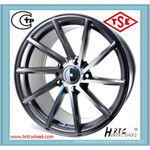 18 inch alloy wheels concave for cars
