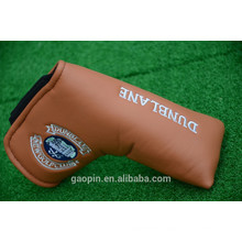 new type of PU leather golf head cover