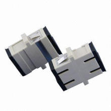 Sc Duplex Fiber Optic Adapter (ST-AD-SC02-G)