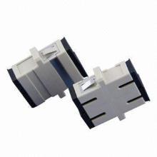 Adaptador de Fibra Óptica duplex Sc (ST-AD-SC02-G)