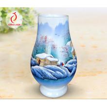 Neuer Entwurf Großer umweltfreundlicher Jingdezhen-Porzellan-Vase