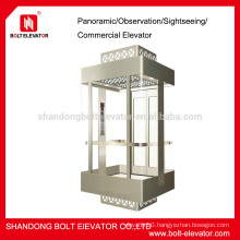 BOLT observation glass elevator panoramic elevator